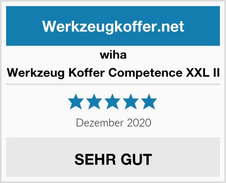 wiha Werkzeug Koffer Competence XXL II Test