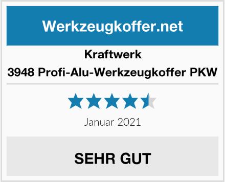 Kraftwerk 3948 Profi-Alu-Werkzeugkoffer PKW Test