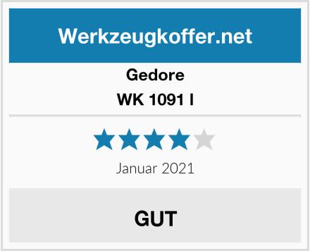 Gedore WK 1091 l Test