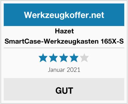Hazet SmartCase-Werkzeugkasten 165X-S Test