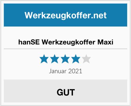 hanSE Werkzeugkoffer Maxi Test