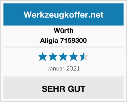 Würth Aligia 7159300 Test
