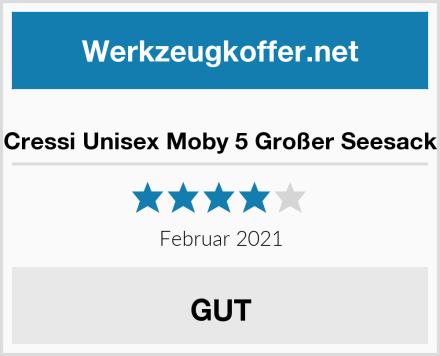 Cressi Unisex Moby 5 Großer Seesack Test