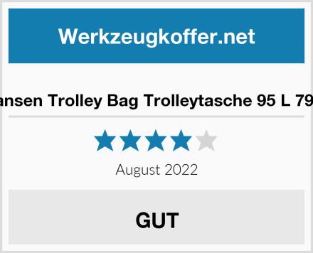 Helly Hansen Trolley Bag Trolleytasche 95 L 79560-990 Test