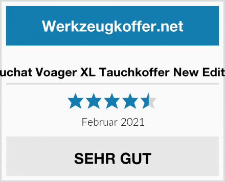 Beuchat Voager XL Tauchkoffer New Edition Test