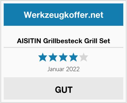 AISITIN Grillbesteck Grill Set Test