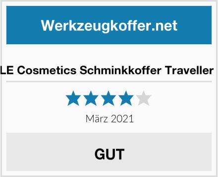ZMILE Cosmetics Schminkkoffer Traveller blue Test