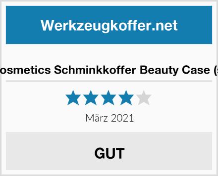 ZMILE Cosmetics Schminkkoffer Beauty Case (schwarz) Test