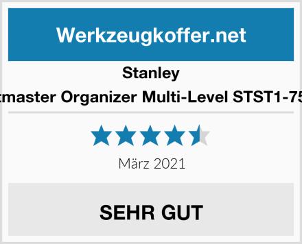 Stanley Sortmaster Organizer Multi-Level STST1-75540 Test