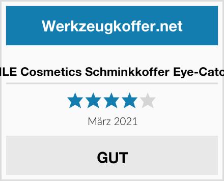 ZMILE Cosmetics Schminkkoffer Eye-Catcher Test