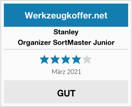 Stanley Organizer SortMaster Junior Test