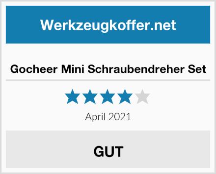 Gocheer Mini Schraubendreher Set Test