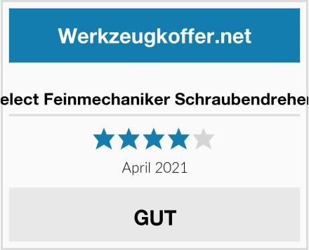 HBselect Feinmechaniker Schraubendreher Set Test