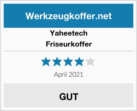 Yaheetech Friseurkoffer Test