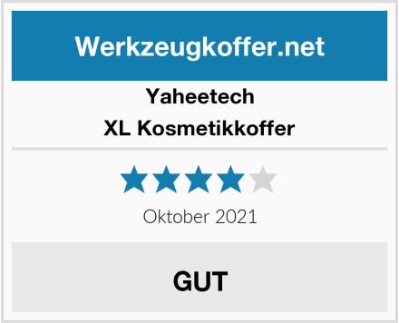 Yaheetech XL Kosmetikkoffer Test