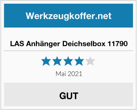 LAS Anhänger Deichselbox 11790 Test