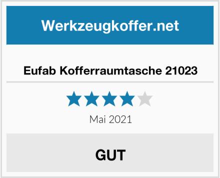 Eufab Kofferraumtasche 21023 Test