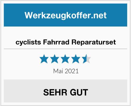 cyclists Fahrrad Reparaturset Test