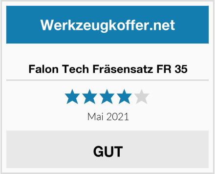Falon Tech Fräsensatz FR 35 Test