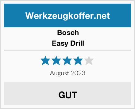 Bosch Easy Drill Test