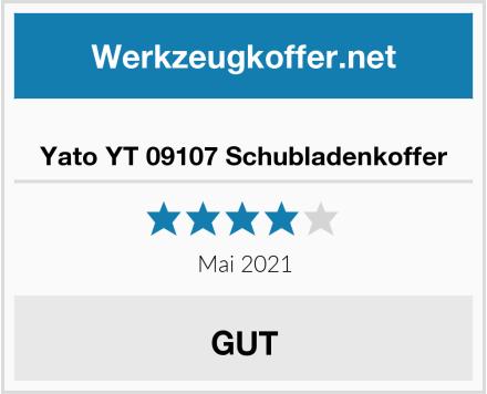 Yato YT 09107 Schubladenkoffer Test