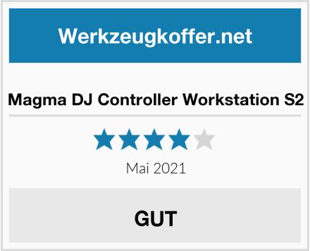 Magma DJ Controller Workstation S2 Test