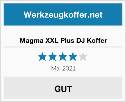 Magma XXL Plus DJ Koffer Test