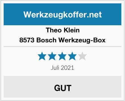 Theo Klein 8573 Bosch Werkzeug-Box Test