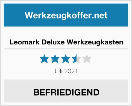 Leomark Deluxe Werkzeugkasten Test