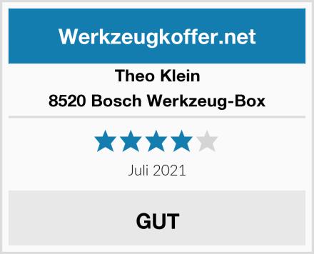 Theo Klein 8520 Bosch Werkzeug-Box Test