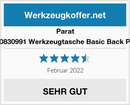 Parat 5990830991 Werkzeugtasche Basic Back Pack Test