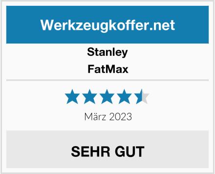 Stanley FatMax Test