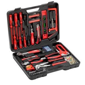 Bestückte Werkzeugkoffer