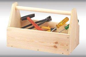 Holz Werkzeugkisten