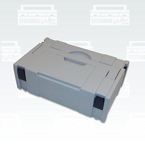 No Name Tanos Systainer Mini Gr. II lichtgrau