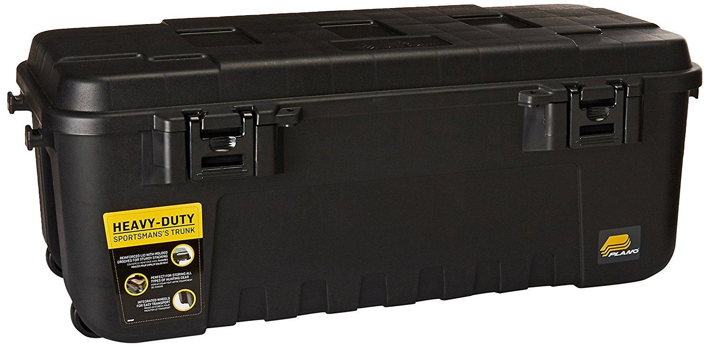 PLANO Transport Box schwarz gro/ß