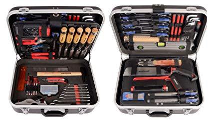 Projahn 8684 Proficraft Werkzeugkoffer SCHREINER