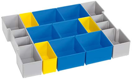 Sortimo 51015302 Insetboxen-Set BC3 L-BOXX