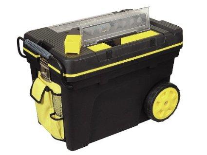 Stanley Mobile Montagebox mit Organizer