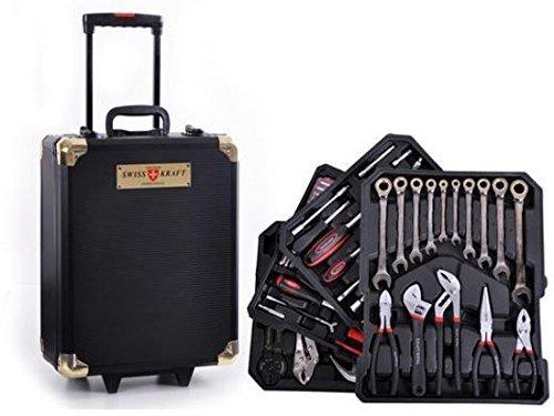 Swiss Kraft Werkzeugkoffer Set