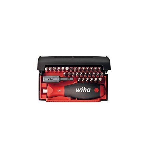 wiha Bit Collector Standard 32-teilig/Gemischtes Schrauberbit-Set