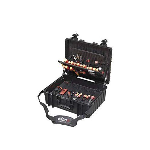 wiha Werkzeug Set Elektriker Competence XL (40523)