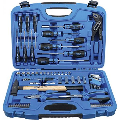 BGS 2217 Steckschlüssel-Werkzeugkoffer