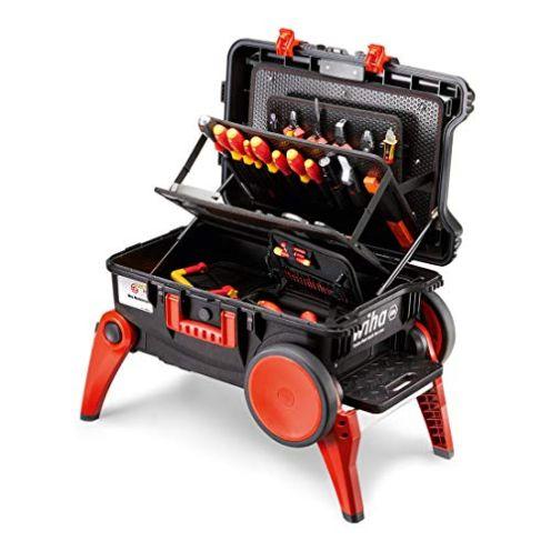 wiha Werkzeugkoffer Set XXL III Electric