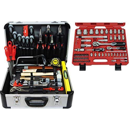 Famex 720-21 Mechaniker Werkzeugkoffer