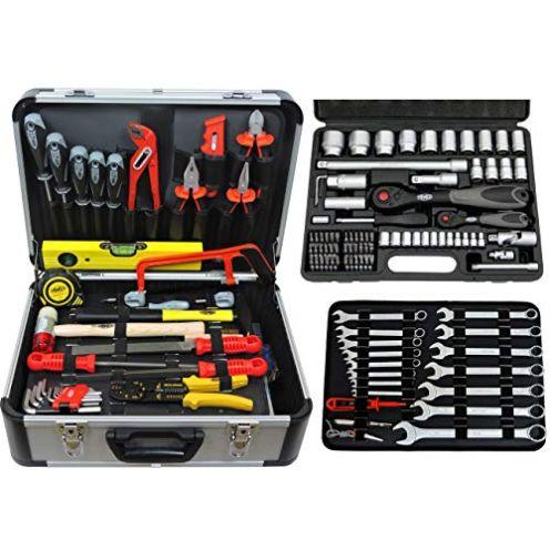 Famex 723-47 Mechaniker Werkzeugkoffer Komplettset