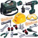Toyssa Kinder Werkzeug-Spielzeug-Set