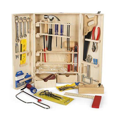 Leomark Deluxe Werkzeugkasten