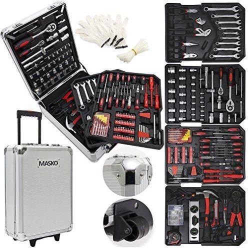 Masko 969 tlg Werkzeugkoffer