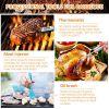Morole 45 PCS BBQ Grillbesteck Tool Set